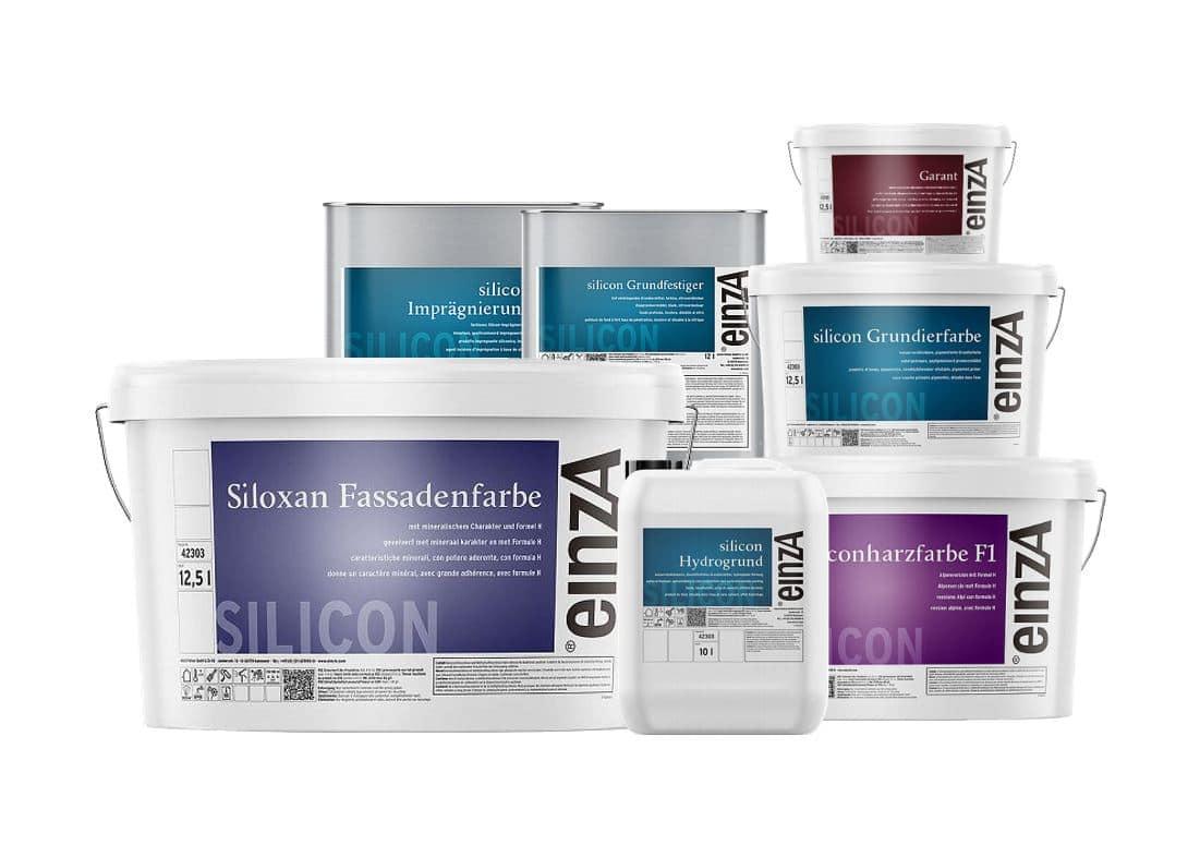 Silicon Fassadensysteme