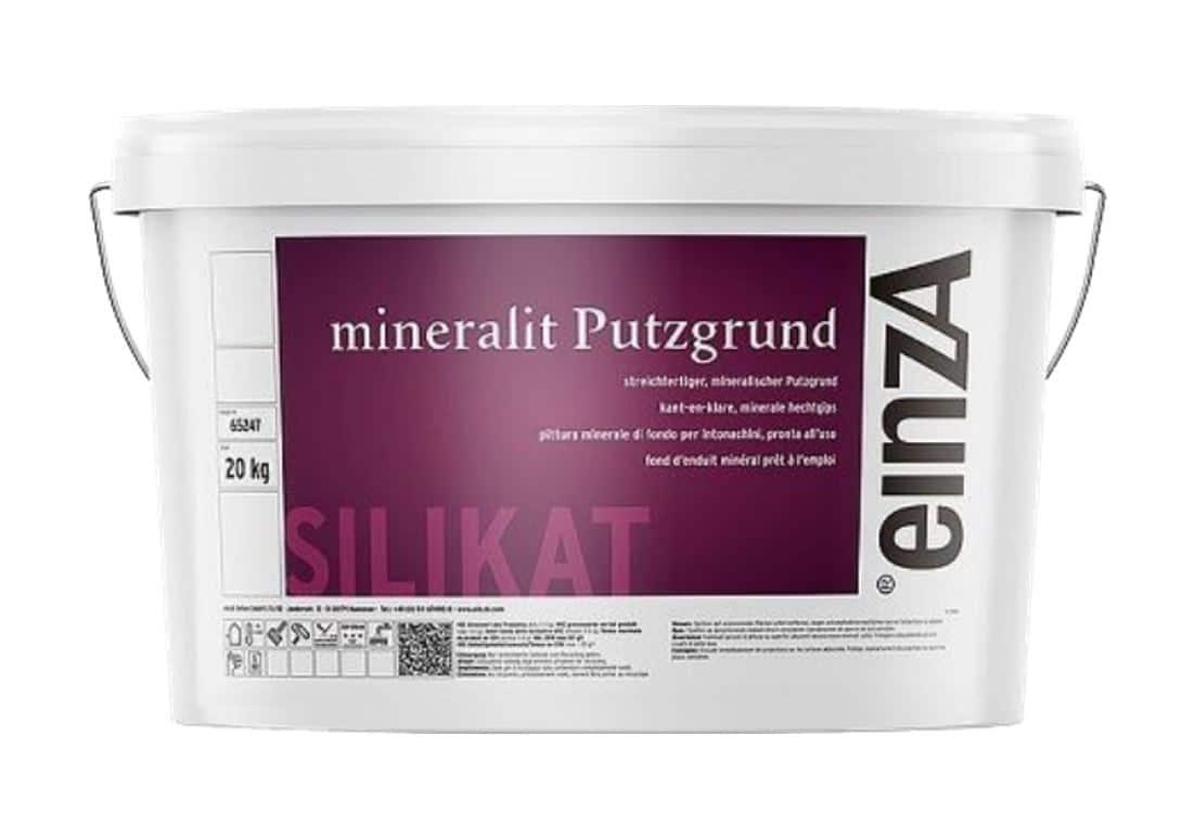 einzA mineralit Putzgrund 20kg