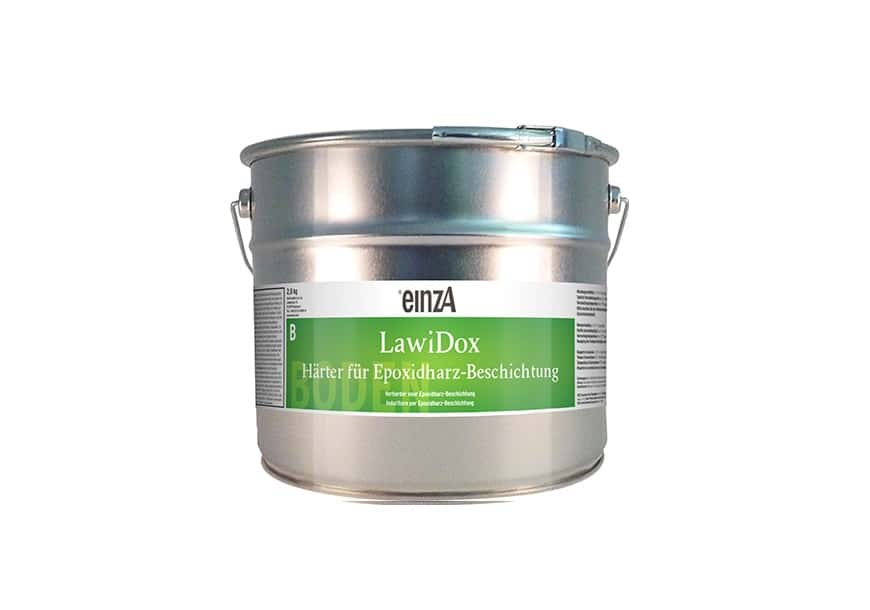 einzA LawiDox Epoxidharz Beschichtung Härter Komponente 2 Kg