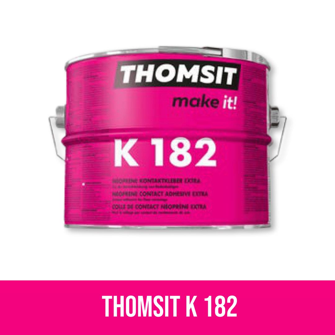 THOMSIT K 182 NEOPRENE-KONTAKTKLEBER EXTRA 5 KG