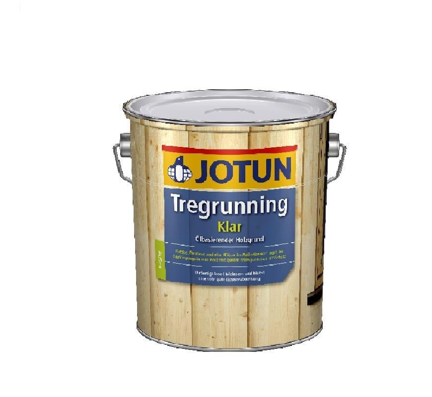 Jotun Tregrunning klar