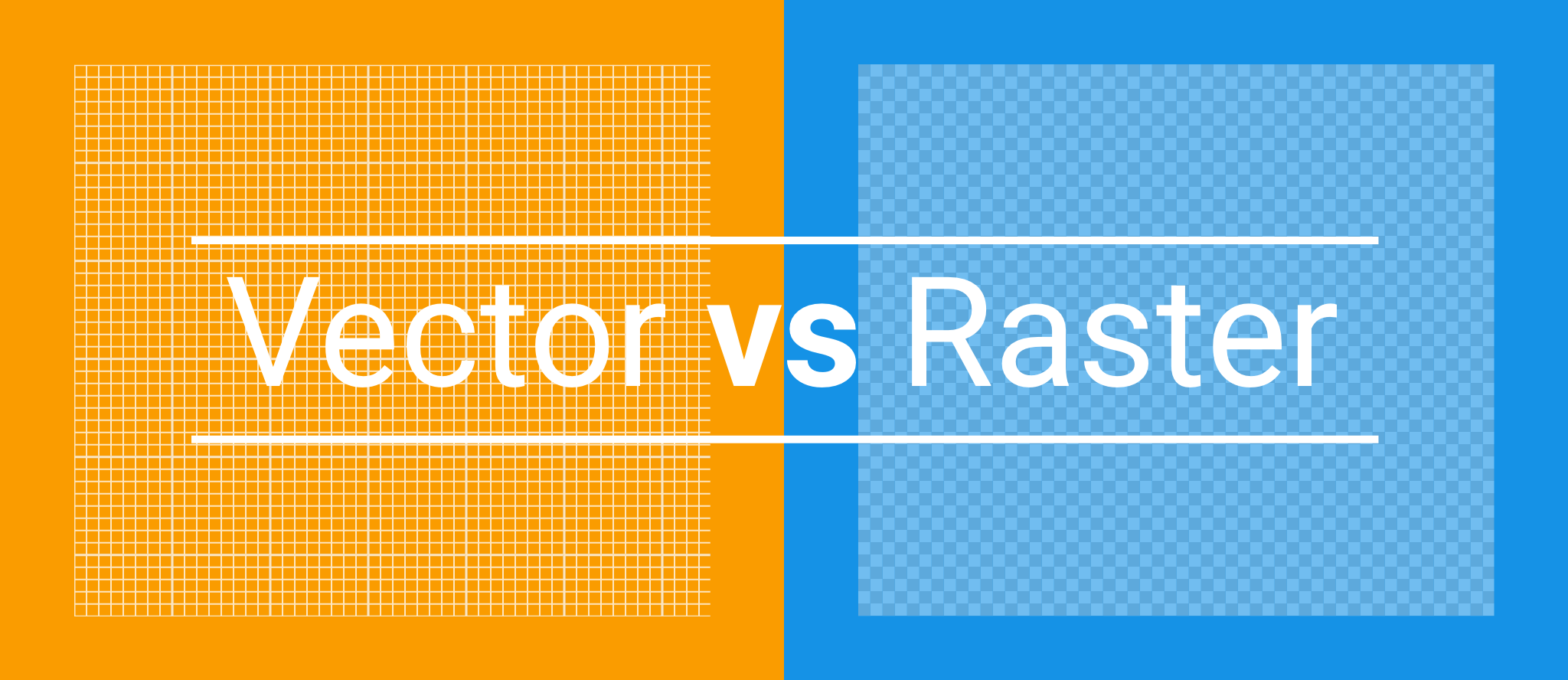 Graphic Design Vector vs Raster Promact The Startup and