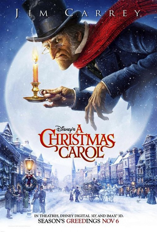 The art of A CHRISTMAS CAROL (1/3)