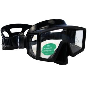 Hammerhead Junior Tri-view Frameless Mask