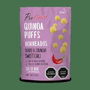 Snack de Quínoa Puff Sweet Chili
