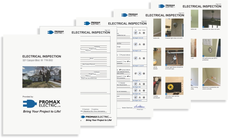 electrical inspection, residential electricity, home safety, Lethbridge