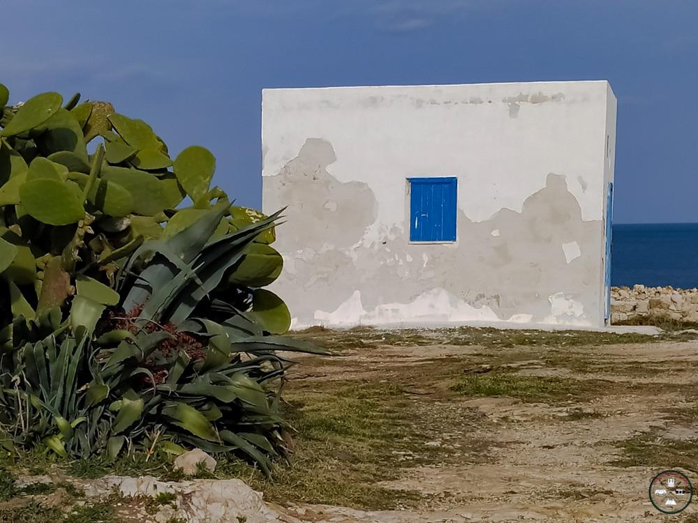 Maison de pêcheur à Lido Cala Paura
