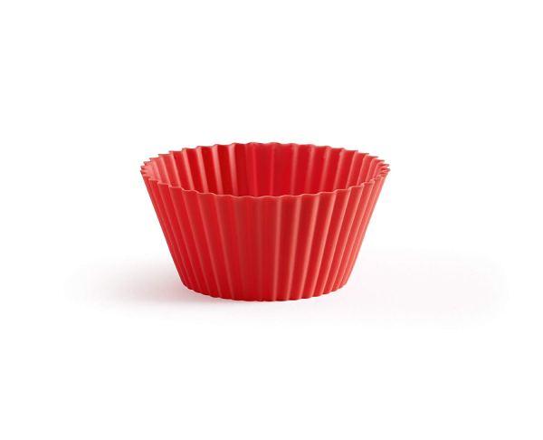 Набор: силиконовые многоразовые формы для выпечки кексов ...