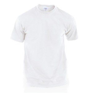 Camiseta adulto/blanco