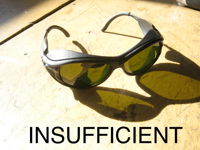 insufficient