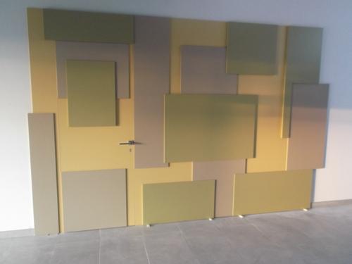 Promida panell decoratiu porta camuflada