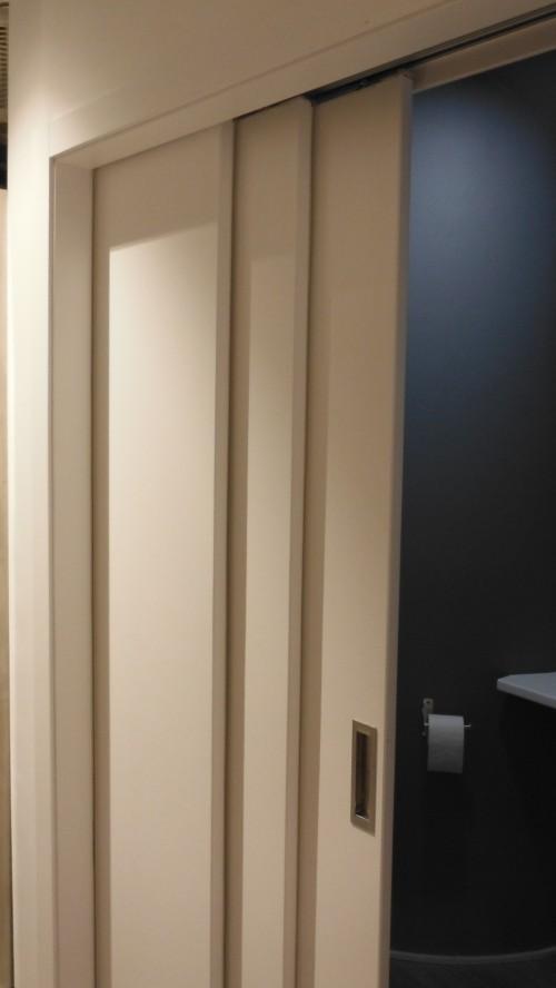 Promida triple porta corredera bany