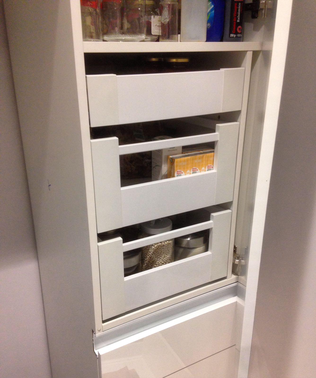 Promida calaixos interior moble cuina