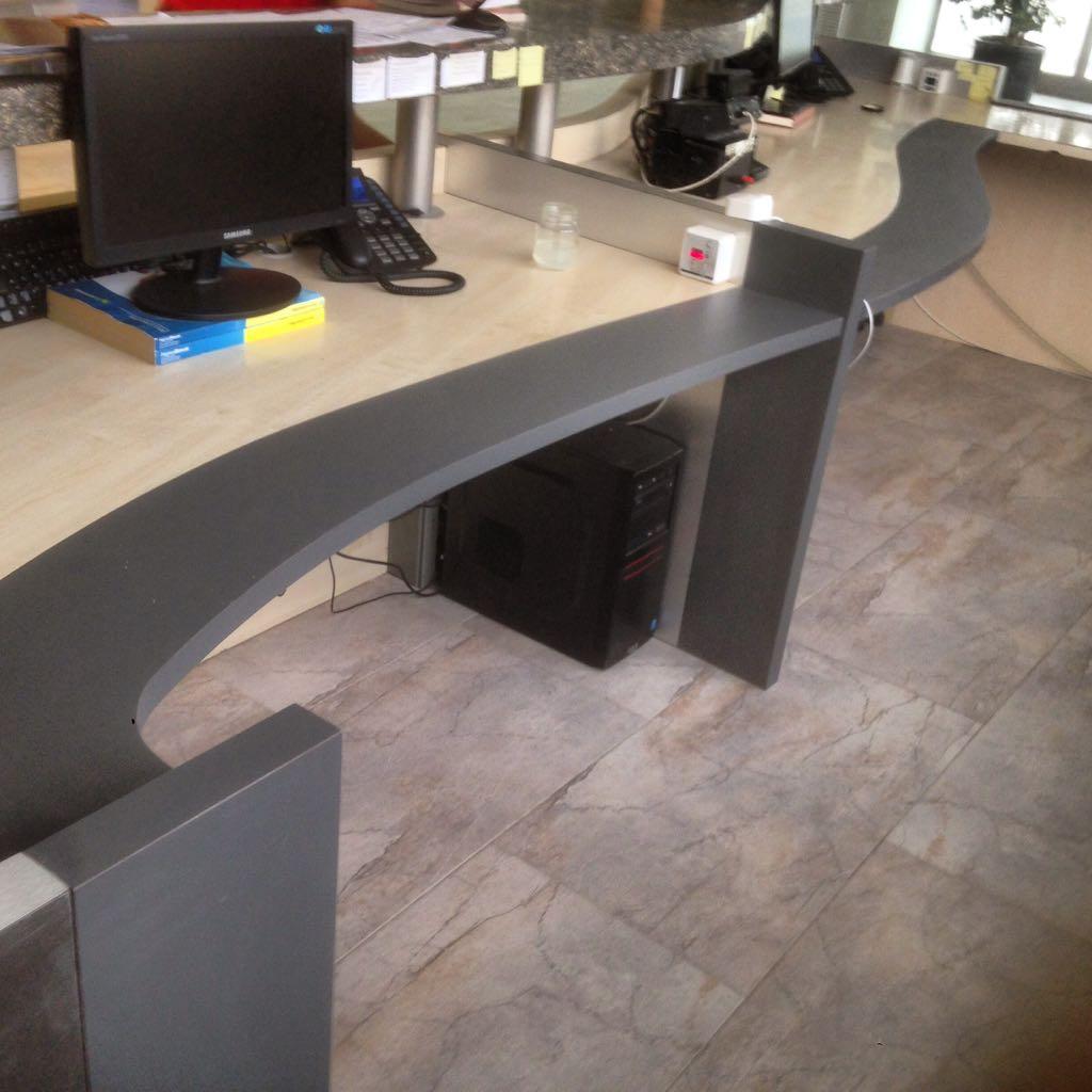 Promida taula oficina
