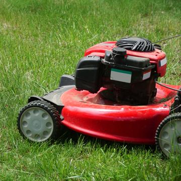 last mow of the season