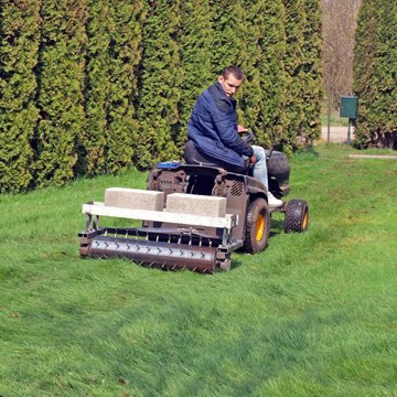 which is better aerating or verticutting