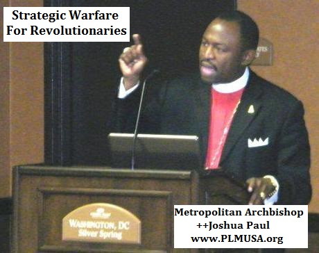 Strategic Thoughts for Today shared by ++Joshua Paul