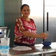 Xiomara, Promise Home Cook