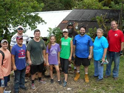 The Heights Church Mission Team to Promise Home