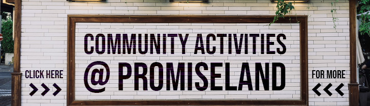 Community Activities at PromiseLand