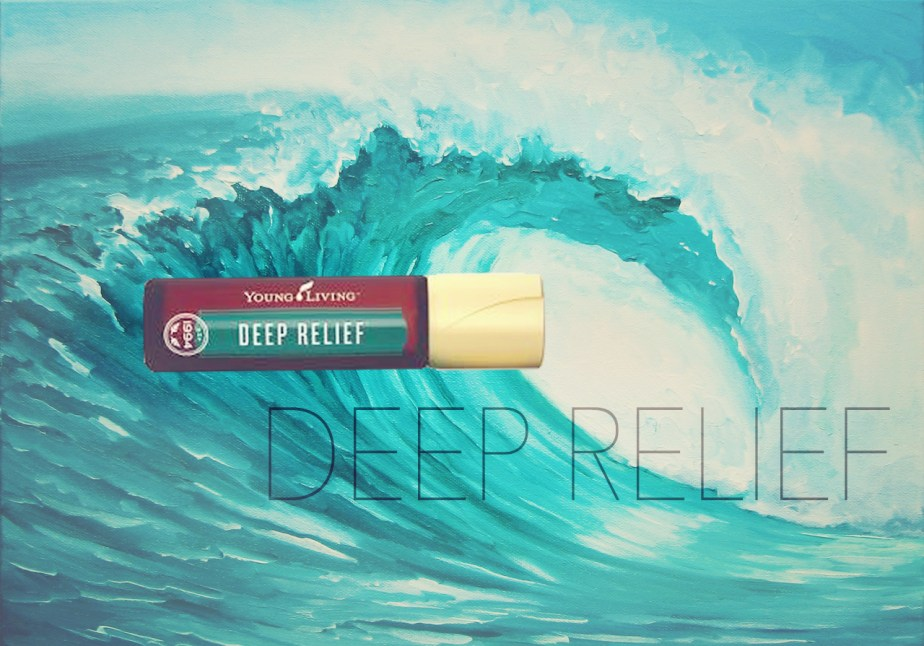 DEEP RELIEF graphic