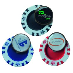 Crown Poker Chip