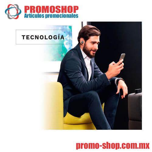 Artículos promocionales relacionados con tecnología