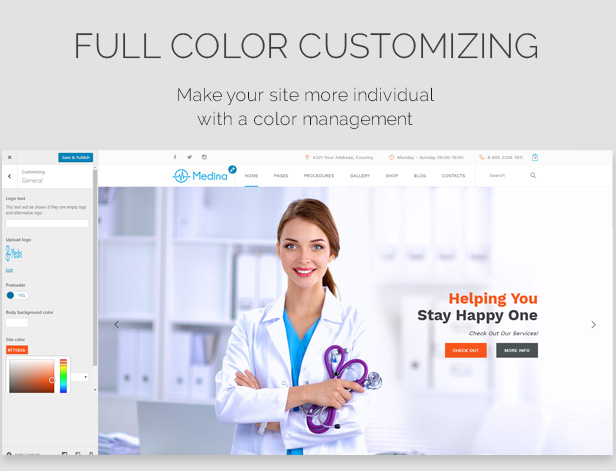 Medical | Medina Medical WordPress - 7