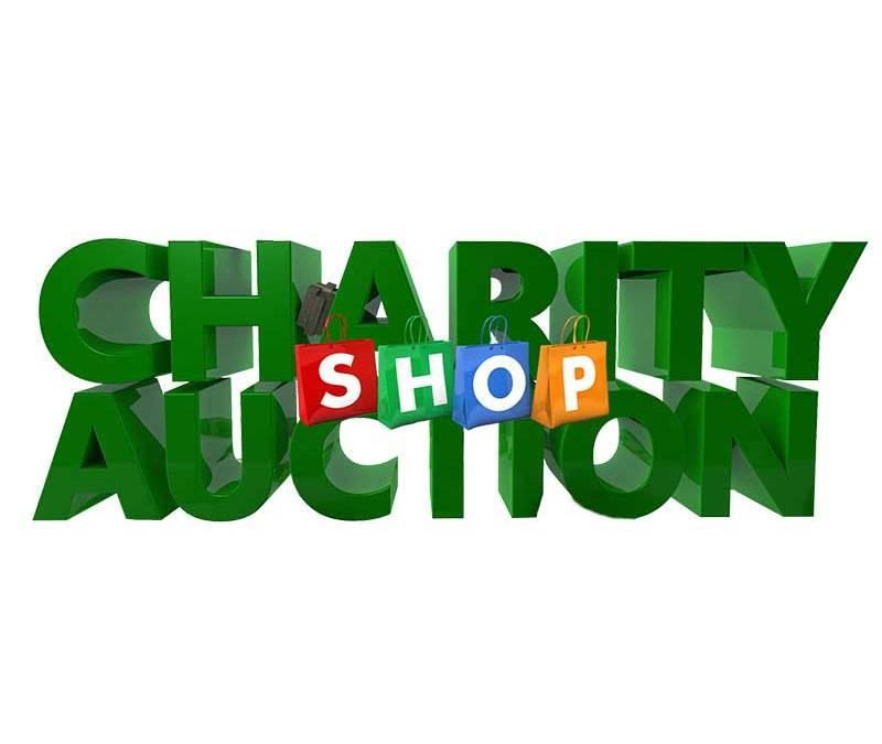 Charity Shop Auction
