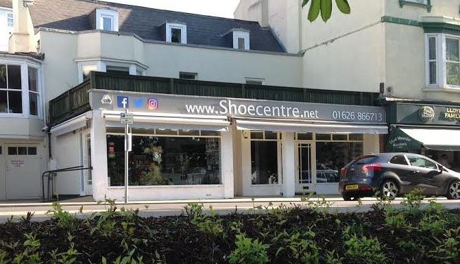 New Video Ad for Shoe Centre in Dawlish