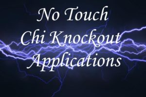 No Touch Knockout