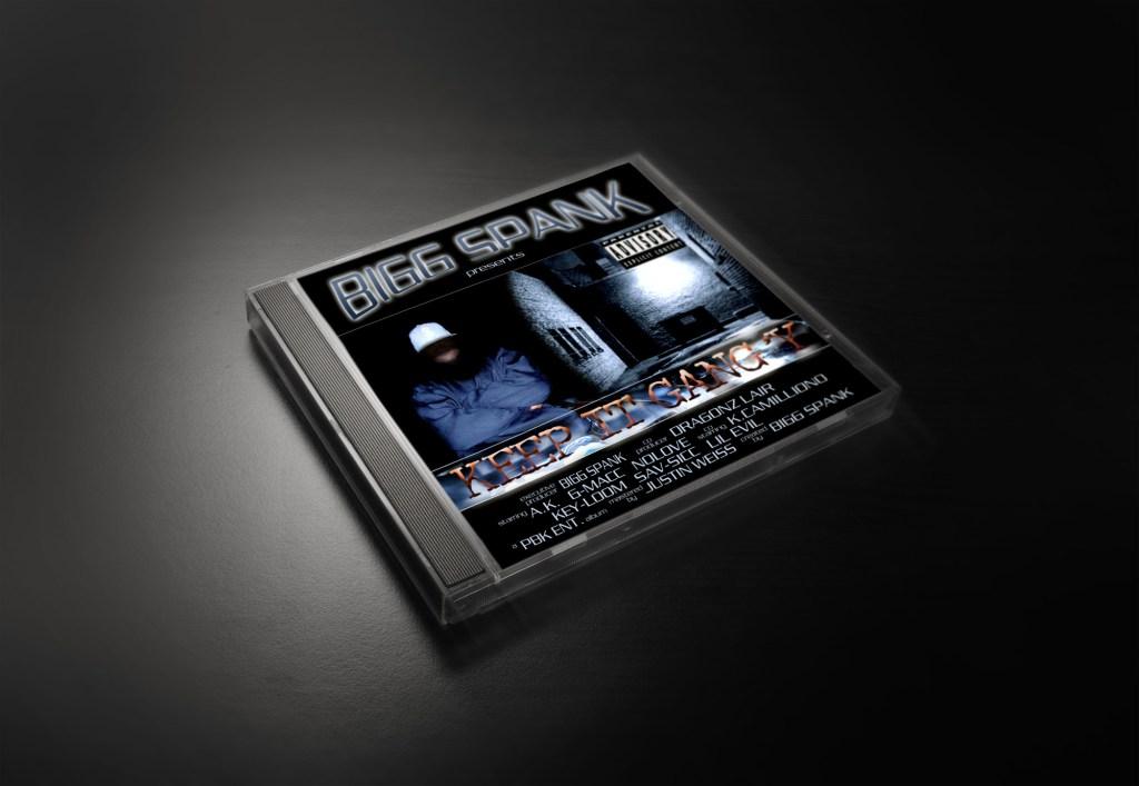 Bigg Spank - Keep It Gangy