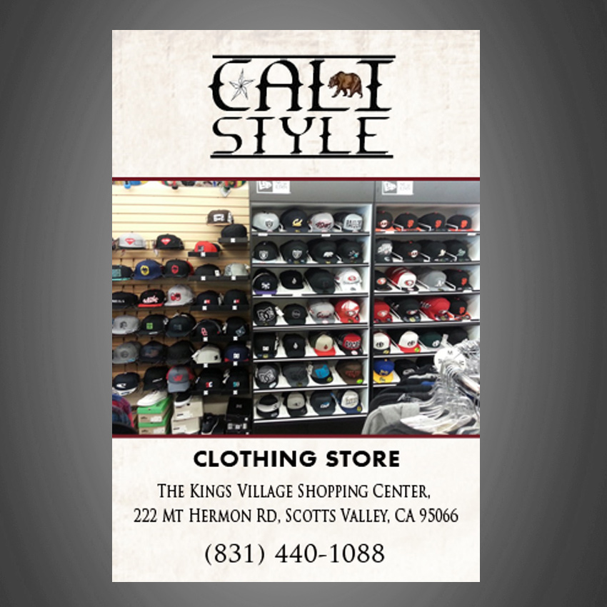Cali Style Clothing Store