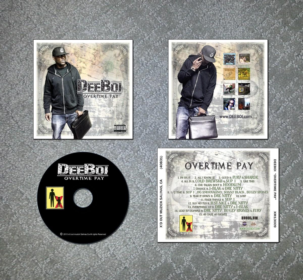 DeeBoi - Overtime Pay