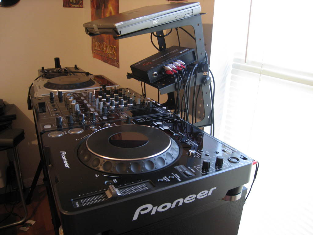 DJ-Set-Up