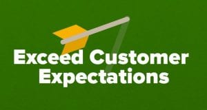 Exceed Customer Expectations