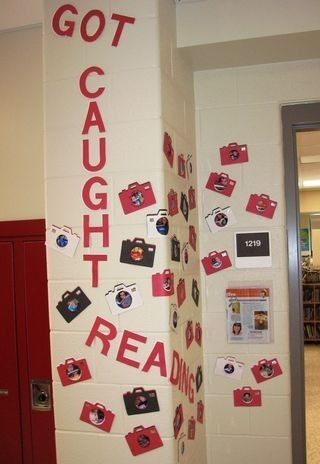 High School Library Ideas | Creativity in the School Library | Scoop.it
