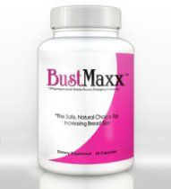 BUSTMAXX – The Worlds TOP RATED Breast Enlargement Pill.