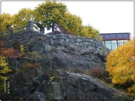 Gestein im Stadtteil Kungsholmen
