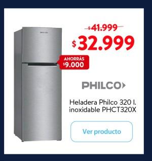Heladera Philco