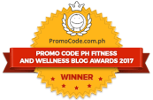Best Fitness And Wellness Blog 2017 – Nominee