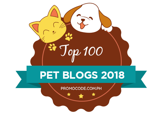 Banners for Top 100 Pet Blogs 2018