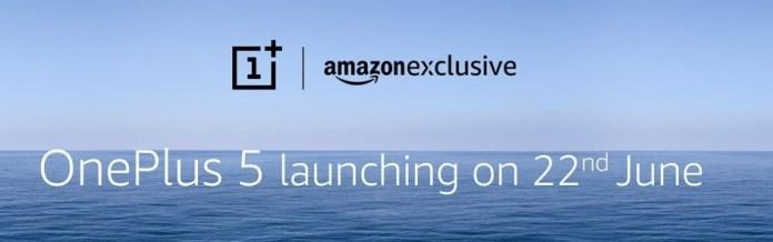 OnePlus 5 Price, Specification & buy OnlyOnAmazon