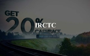 IRCTC Train Tickets Coupons
