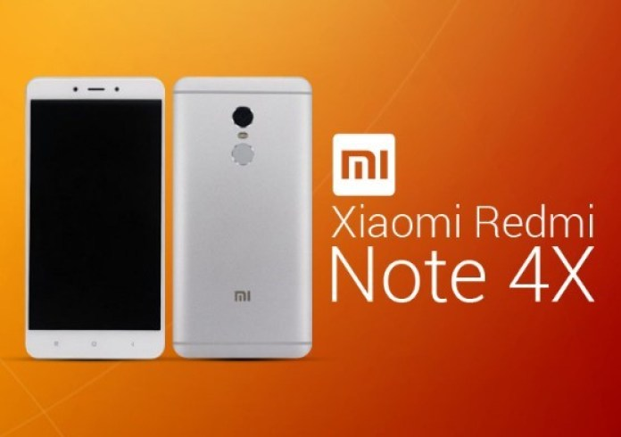 Xiaomi Redmi Note 4x Price
