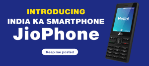 JioPhone 4G Volte at 0