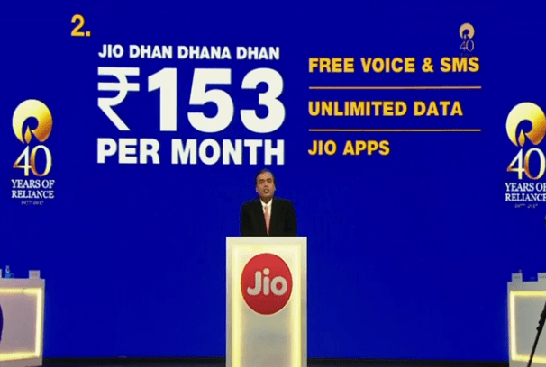 JioPhone Plans & Offers