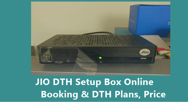 JIO DTH Launch Date, Price, Plans