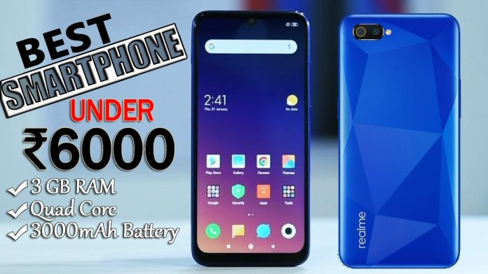 Best Smartphone Under 6000 Rs in India