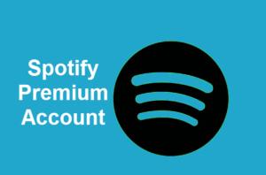 Spotify Premium account Free 100% Working